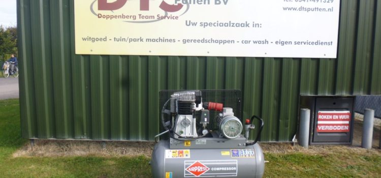 AIRPRESS COMPRESSOR 10 BAR pAT. 388/100