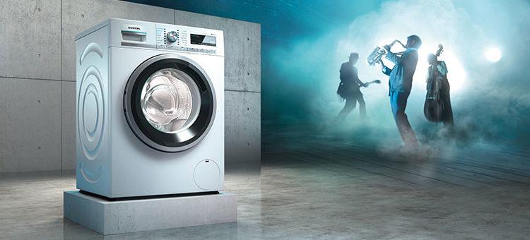 Siemens: Ontvang geld retour bij aanschaf van een deelnemende wasmachine of wasdroger.