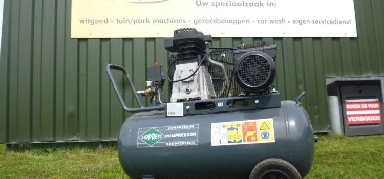 AIRPRESS compressor hl 340/90